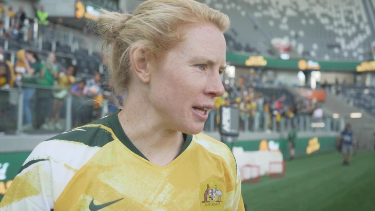 Clare Polkinghorne: We could've had more goals