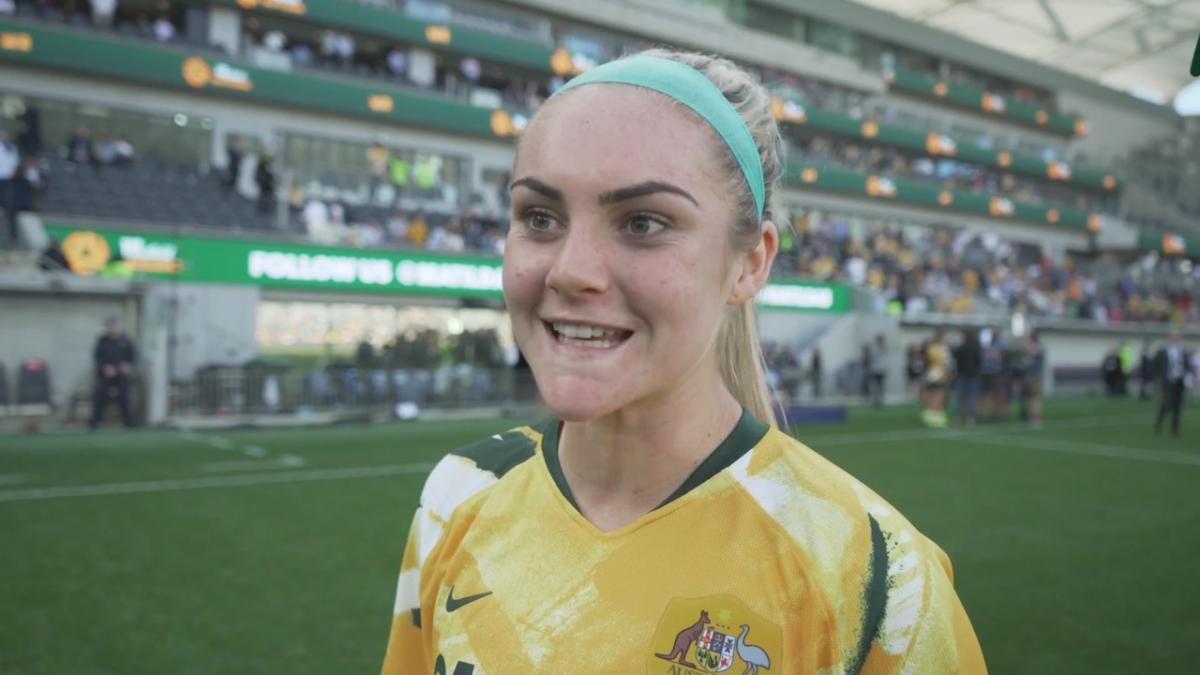 Ellie Carpenter: we can keep building from this result