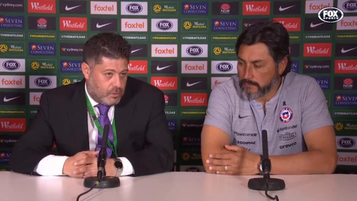 Letelier: The early goal interrupted our plans | Press Conference