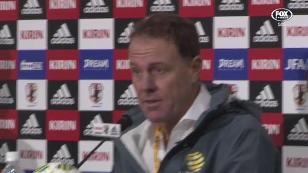 Stajcic hails Matildas' historic win