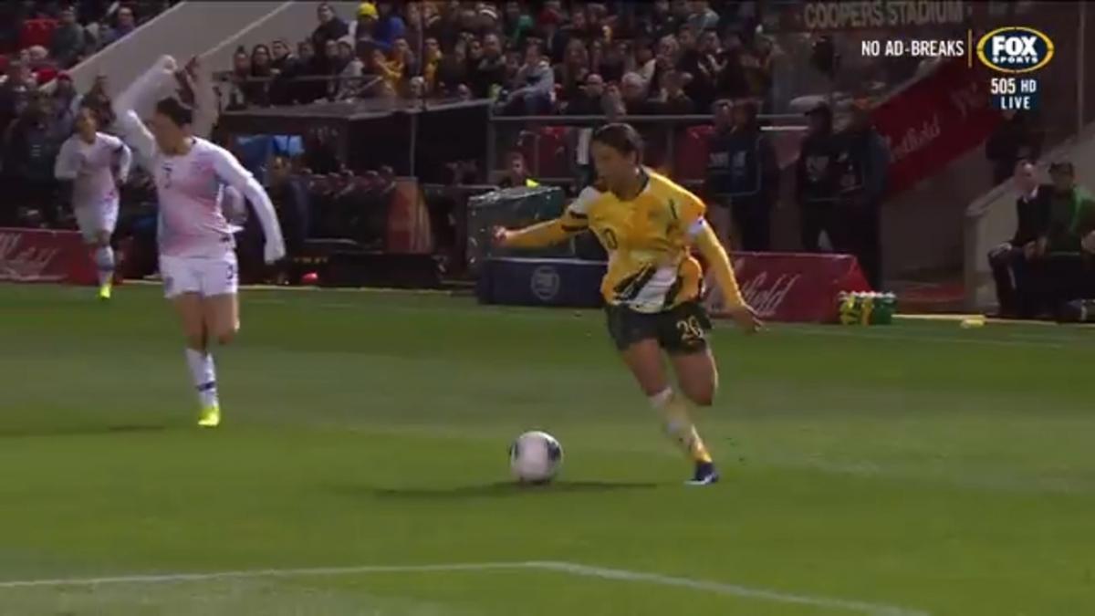 Mini Match | Australia v Chile | International Friendly