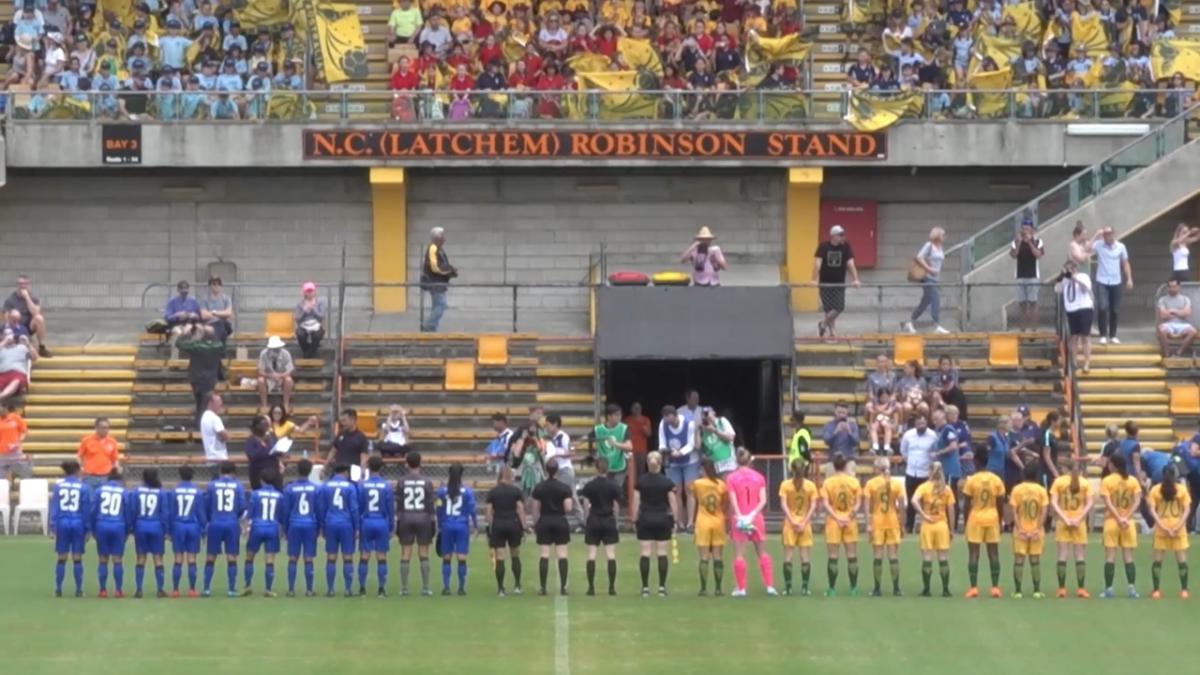 Australia U19 v Thailand U19