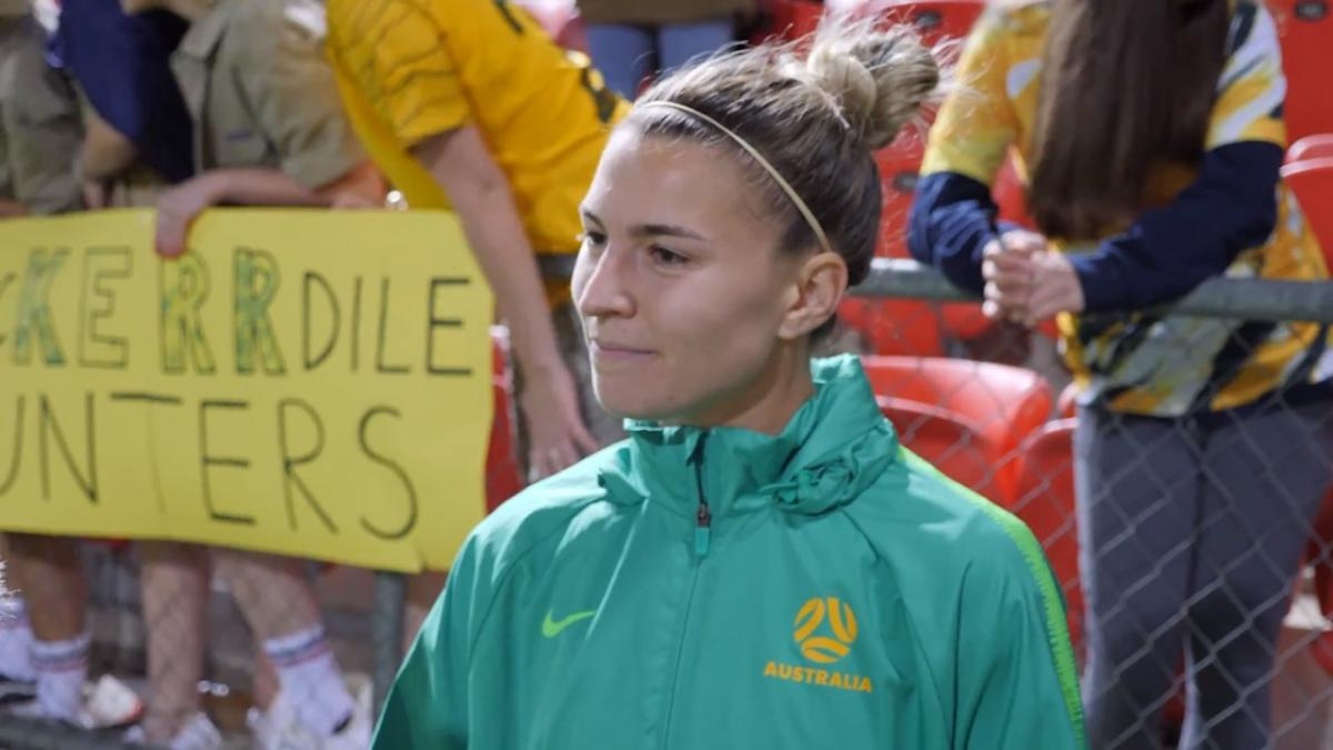 Steph Catley: There's some really positive signs