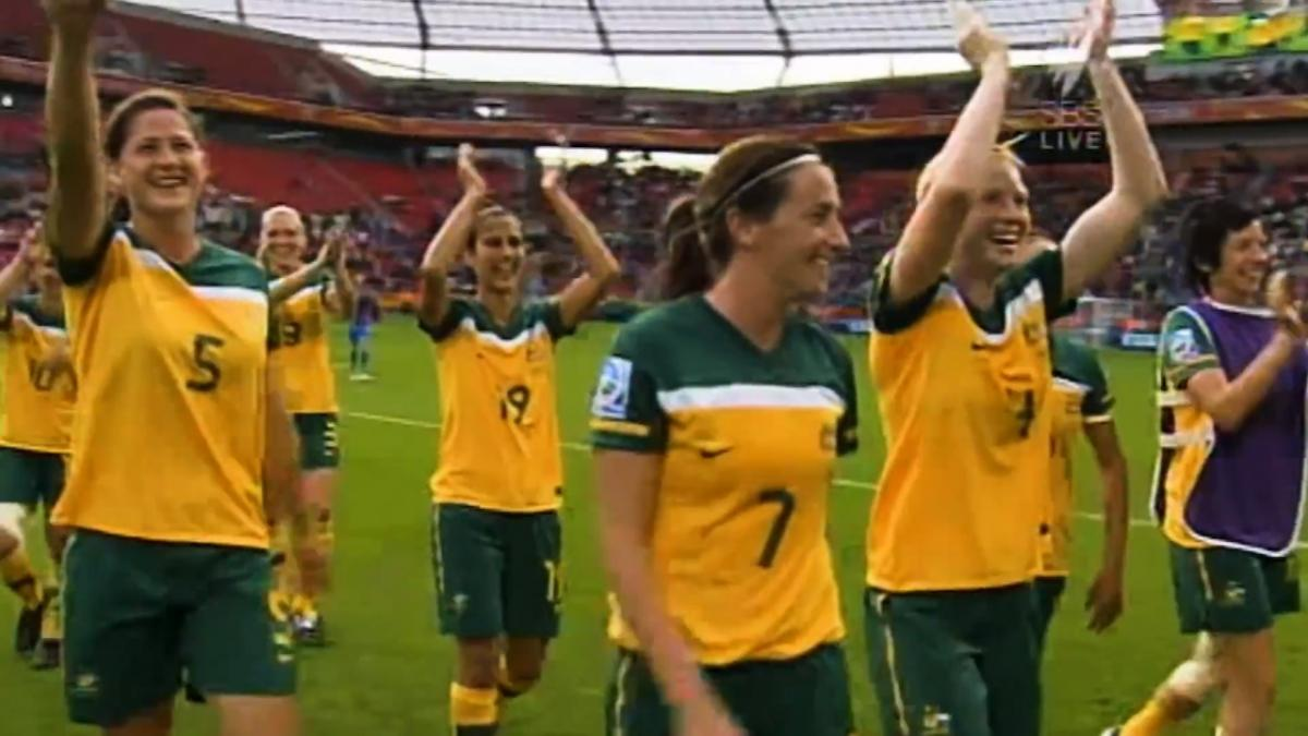 Westfield Matildas: best moments of the decade