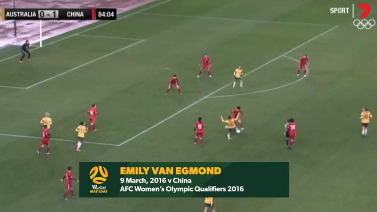 Westfield Matildas: Best goals of the decade