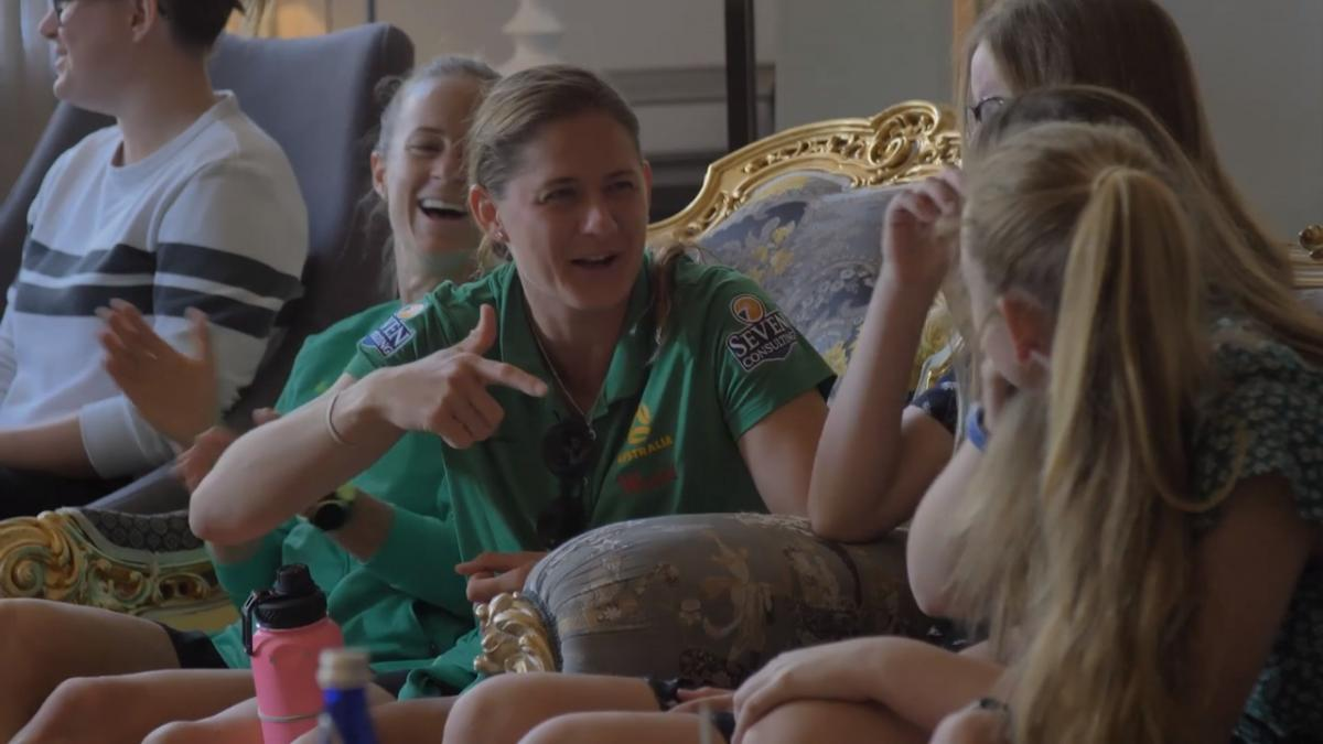 High Tea with the Westfield Matildas