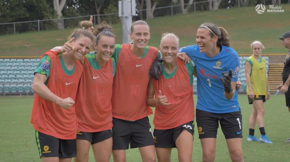 Behind The Matildas - Episode 1 - Preparing for Tokyo 2020 Qualifiers