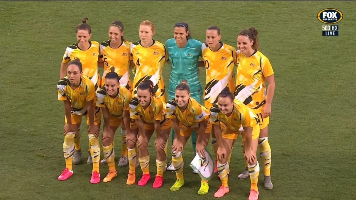 Match Highlights | Australia v Chinese Taipei | Olympic Qualifier