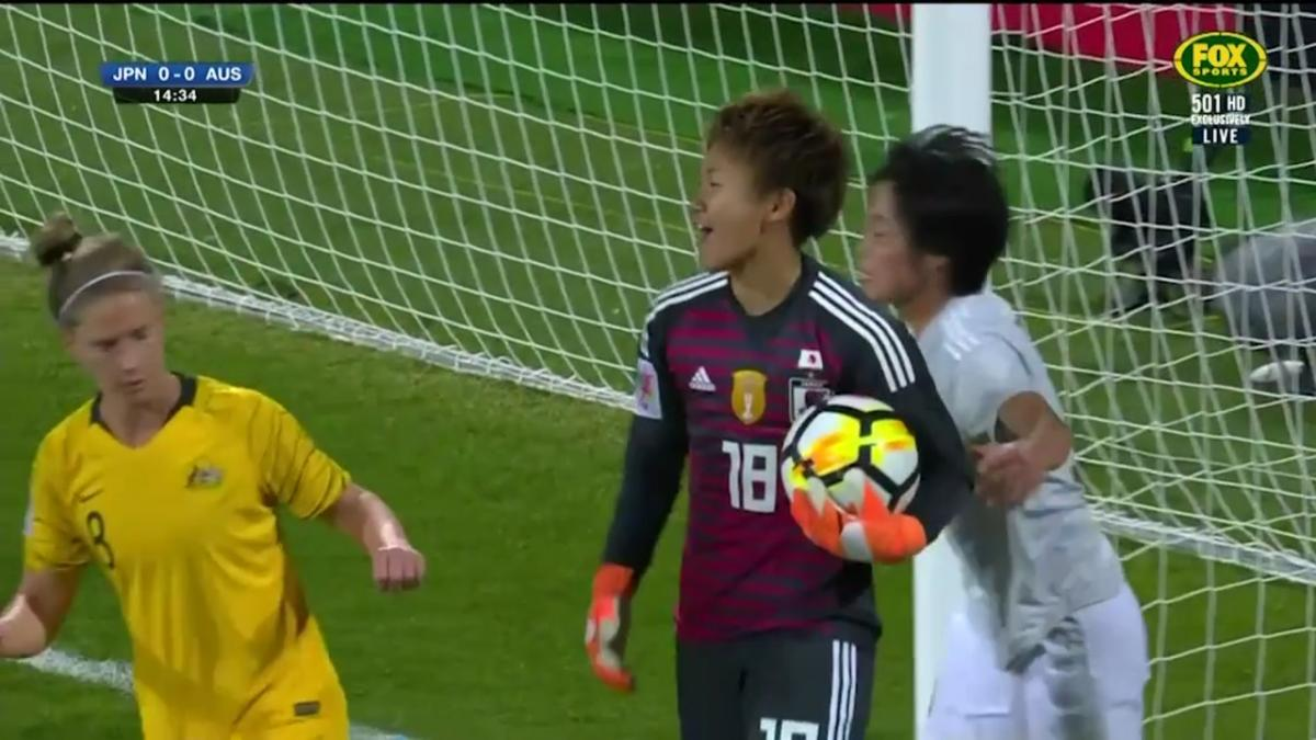 Matildas miss early penalty