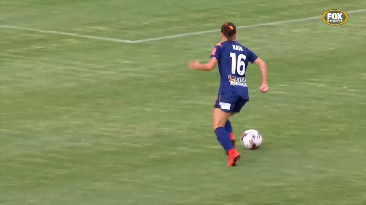 Hayley Raso Westfield W-League highlights