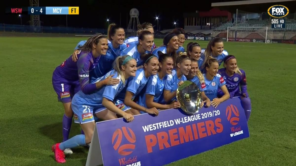 Western Sydney Wanderers v Melbourne City | Highlights | Westfield W-League