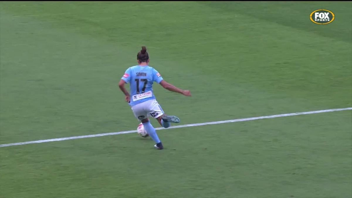 Kyah Simon Westfield W-League highlights