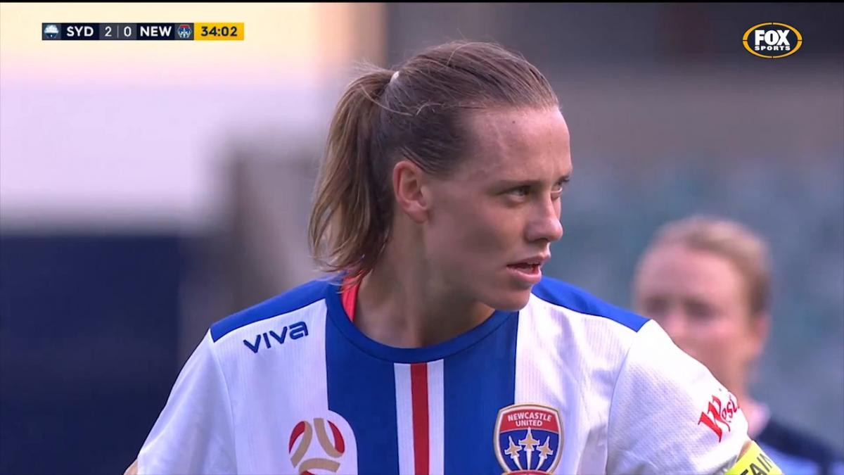 Emily Van Egmond Westfield W-League highlights