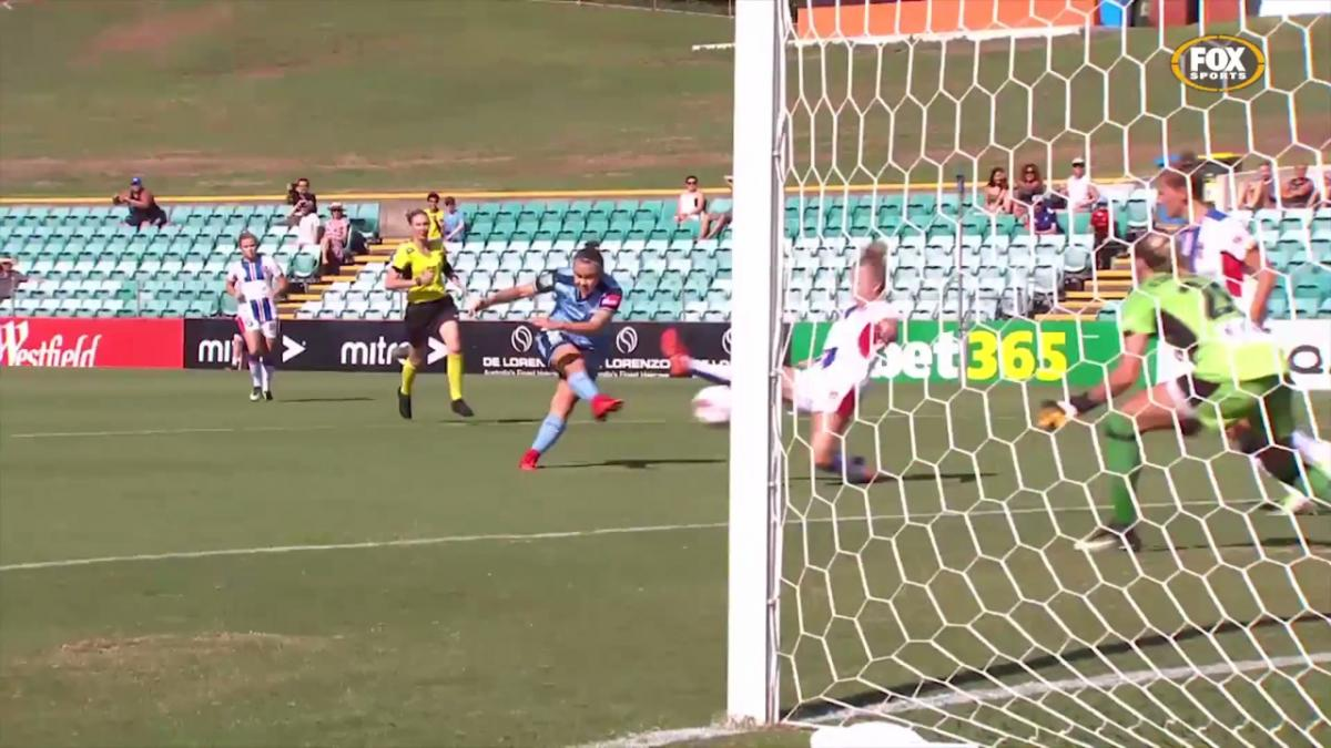 Caitlin Foord Westfield W-league highlights