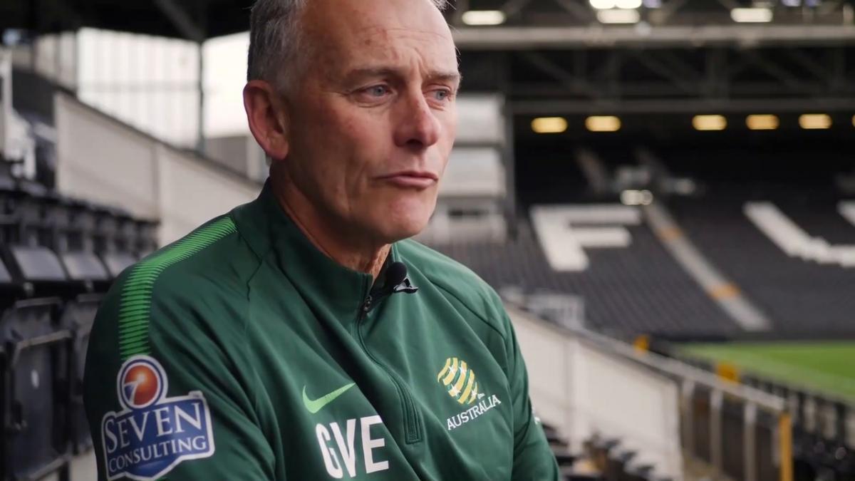 One on one: Gary van Egmond