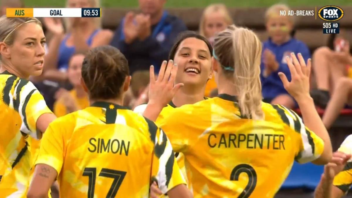 Match Highlights | Australia v Vietnam | Tokyo 2020 Qualifiers