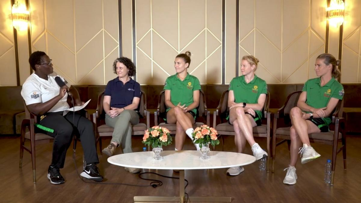 Playing to Win: A conversation on Australian female leadership