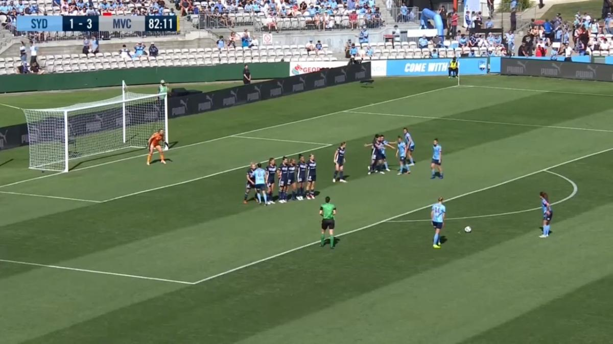 Top Matildas in the Westfield W-League: Alanna Kennedy - Sydney FC