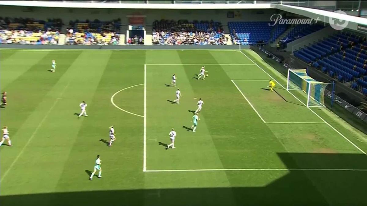 Top Matildas in the Westfield W-League: Alanna Kennedy - Sydney FC
