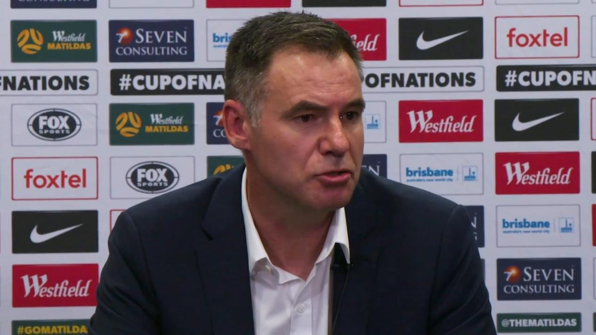 Westfield Matildas Cup Of Nations Squad Announcement