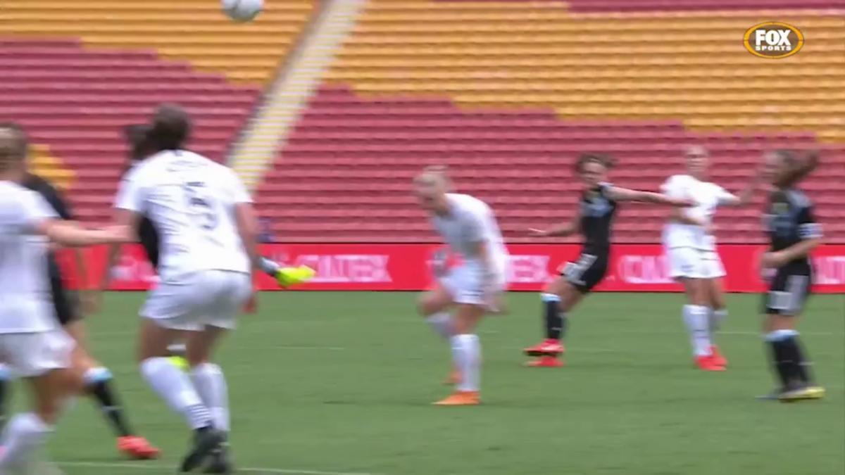 New Zealand go up by two with wonderstrike