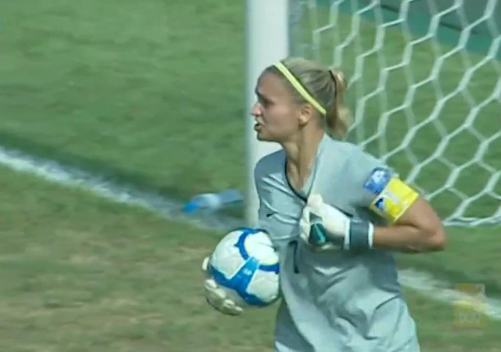 2010 Asian Cup AUS v JPN - Melissa Barbieri Saves