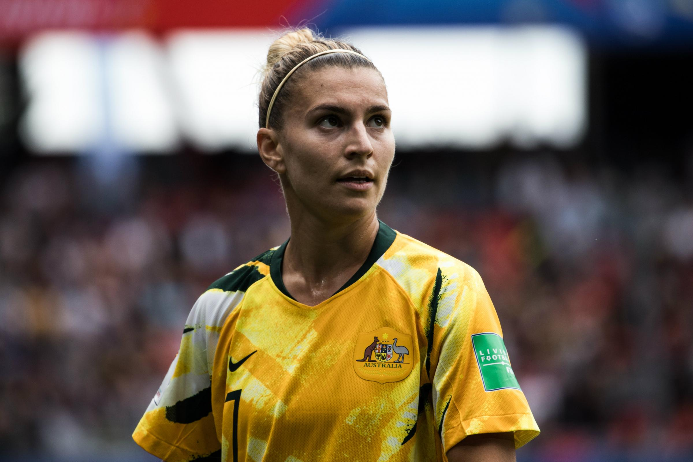 Steph Catley will be key to shutting down Brazil's star-studded attack