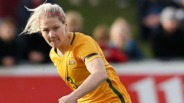 Defender Caitlin Cooper is a strong chance to make the Matildas squad for Rio.