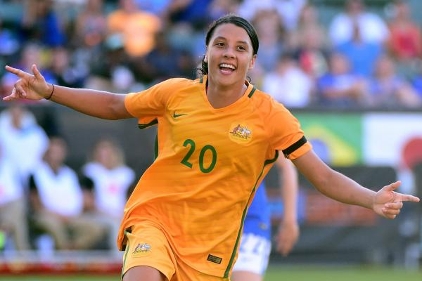Kerr: Westfield Matildas can win 2019 World Cup