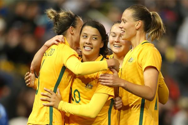 A couple of Westfield Matildas have been nominated for awards in the US.