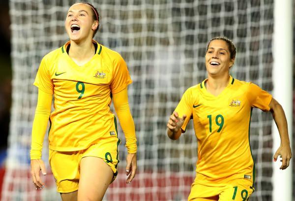 Foord predicting big crowd for Thailand clash in Perth