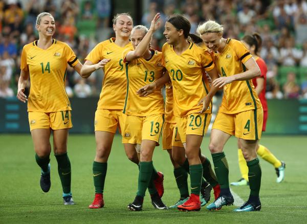 bd5329759 Get to know the Westfield Matildas 2018 AFC Women s Asian Cup opponents