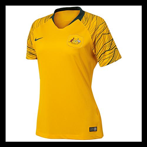 Socceroos/Matildas 2018 Women's Replica Home Jersey