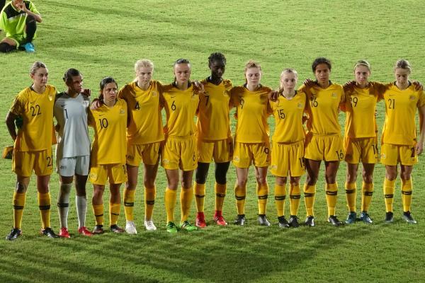 Young Matildas