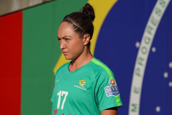 "Westfield Matildas eyeing ""vengeance"" against Japan"