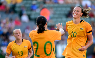 Westfield Matildas star returns to Newcastle