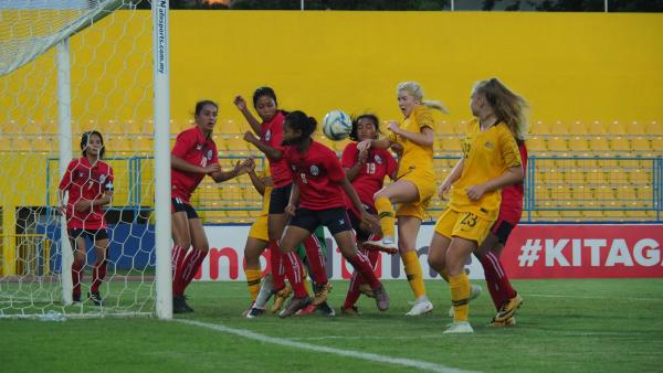 AFF Women's Championship: Westfield Young Matildas maintain perfect record