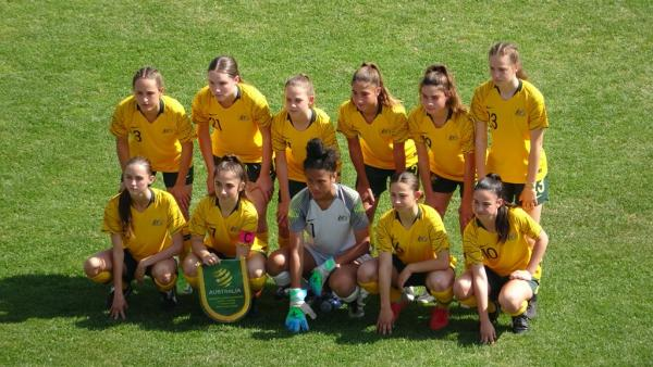 FULL GAME: Westfield Junior Matildas vs Myanmar