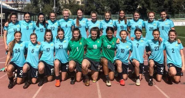 WATCH LIVE: Palestine v Junior Matildas