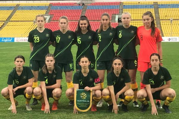 junior matildas v kyrgyz republic