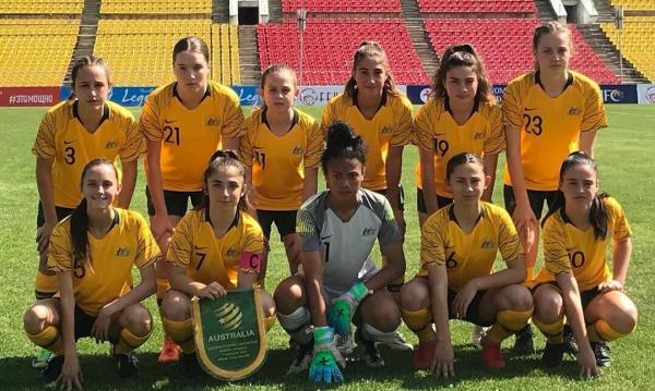 Junior Matildas drawn in Group A for 2019 AFC U-16 Women's Championship