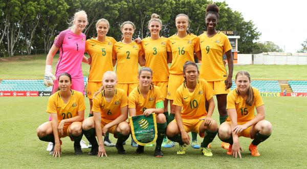 How to stream the Young Matildas this week