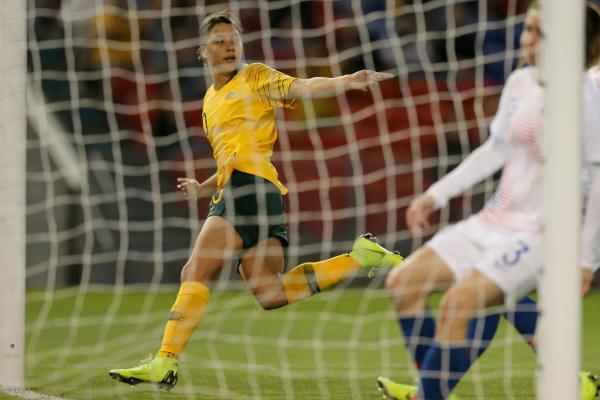 GALLERY: Westfield Matildas run riot in second-half rout