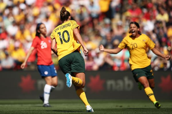 Van Egmond has full faith in Westfield Matildas to bounce back