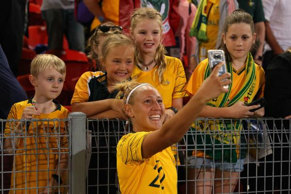 Simon sets a gold standard for Westfield Matildas after fighting back from the brink