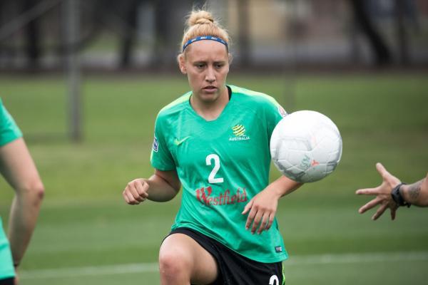 Gema Simon replaces Larissa Crummer in Westfield Matildas squad