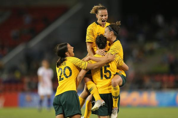 How to watch Westfield Matildas in Westfield W-League Round 6