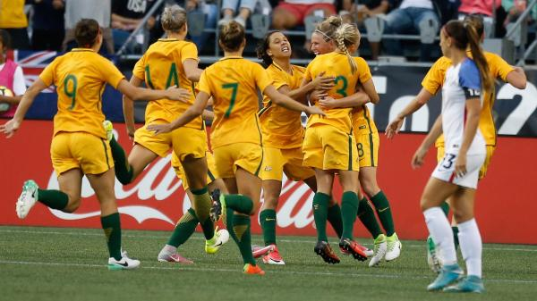 Four of the Westfield Matildas' greatest moments against the United States