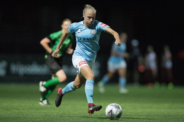 Butt has game to remember against Newcastle Jets in the Westfield W-League