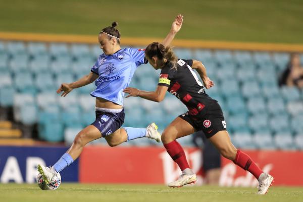 Foord grabs brace in Westfield W-League Sydney Derby drubbing